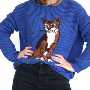 ASOS Kitty Sweater